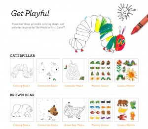 Mess Free Coloring For Toddlers