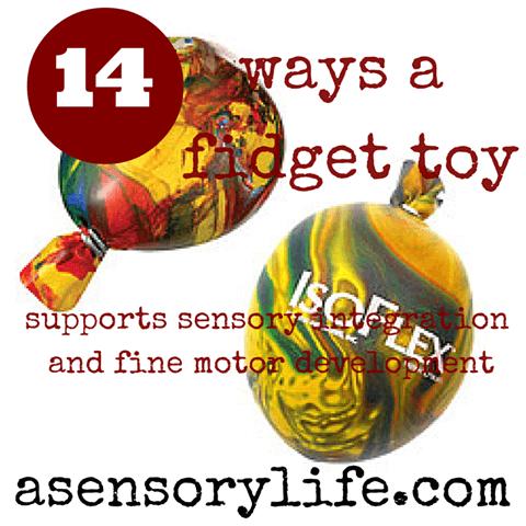 daily sensory tip