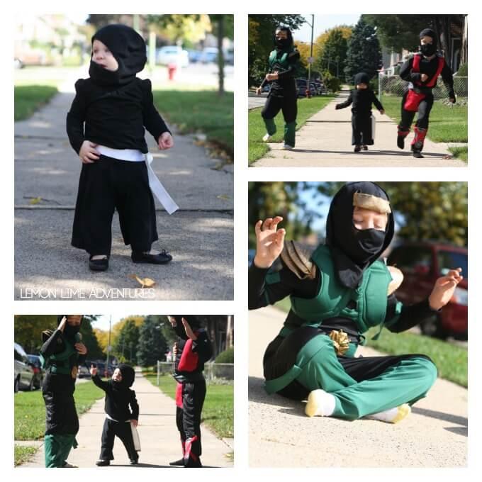 Simple Family Halloween Photo Shoot Tips