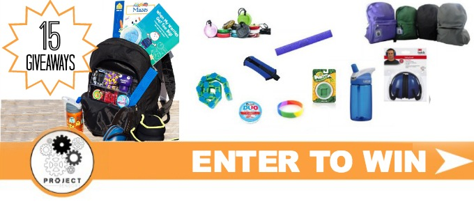 Enter to Win Project Sensory