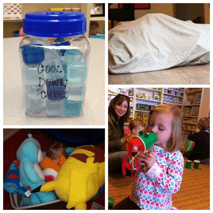 Sensory hacks for the Angry Child