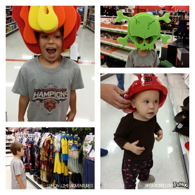 Halloween Photo Shoot Costumes