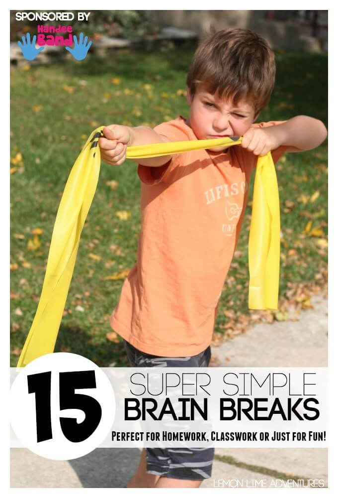 Simple Brain Break Activities