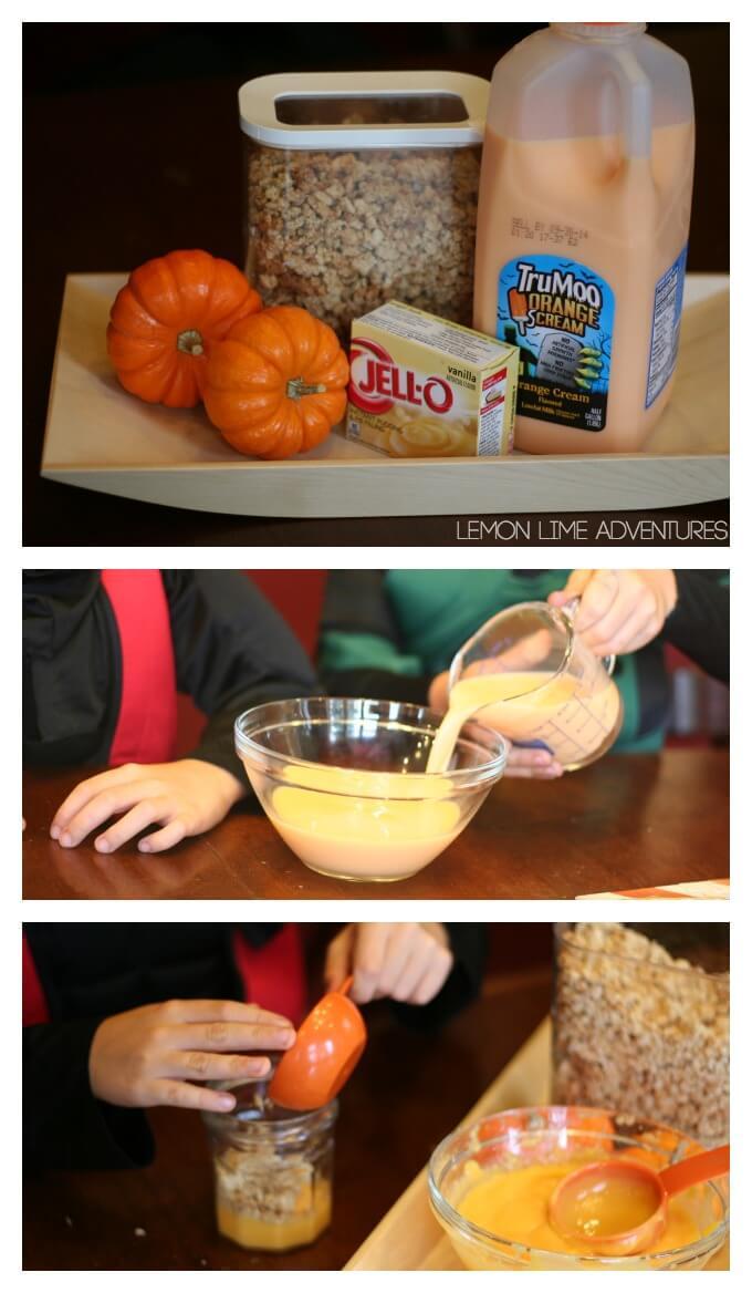 TruMoo Pudding Parfaits