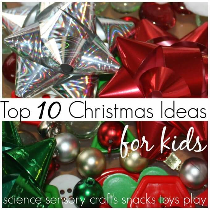 Top 10 Christmas Ideas for Kids
