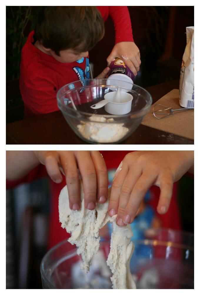 How do you make Salt Dough