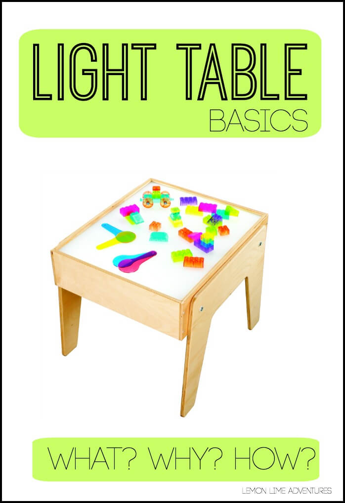 Light Table Review