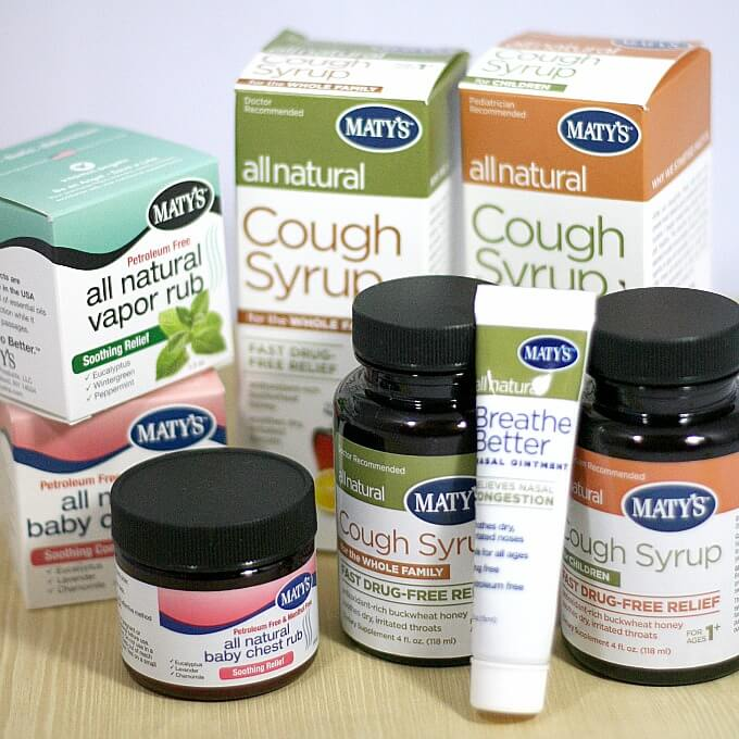 Matys All Natural Products