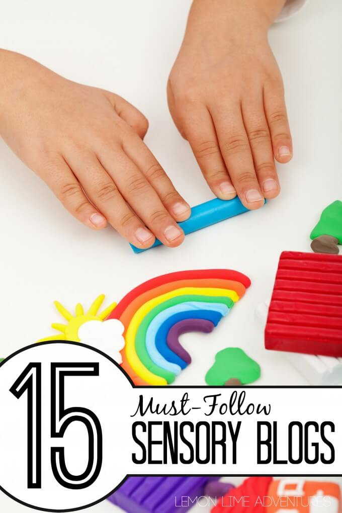 Must Follow Sensory Blogs for Resources