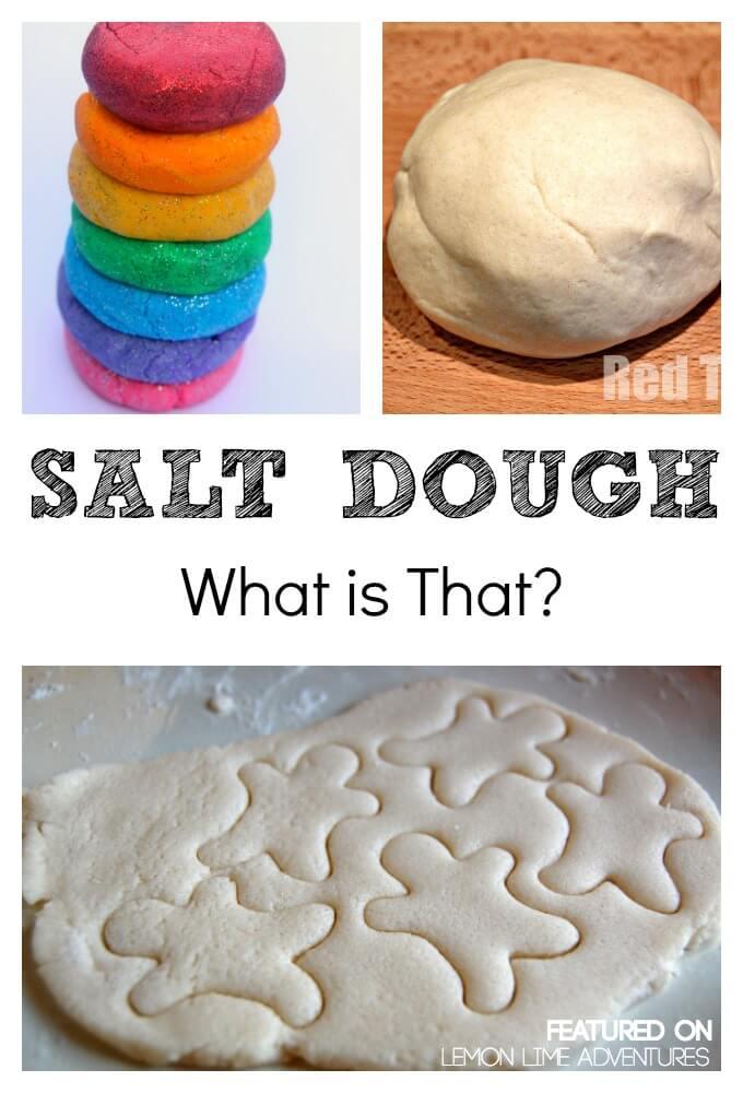 What is Salt Dough