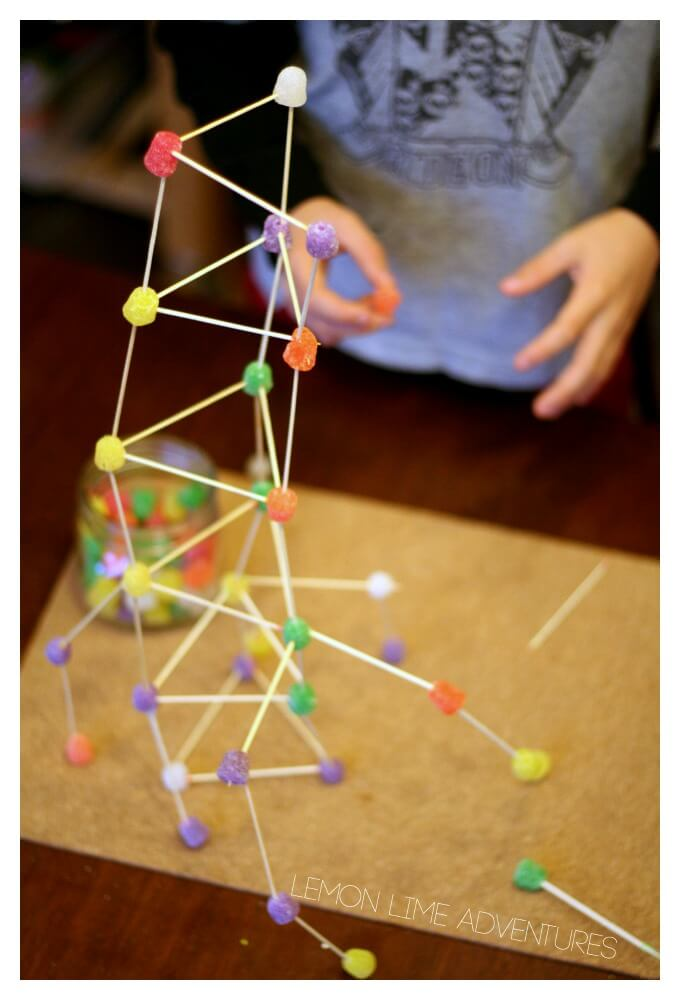 Building Activity for Kids STEM