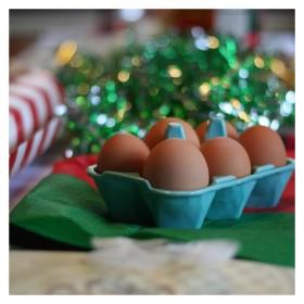 Christmas Egg Drop
