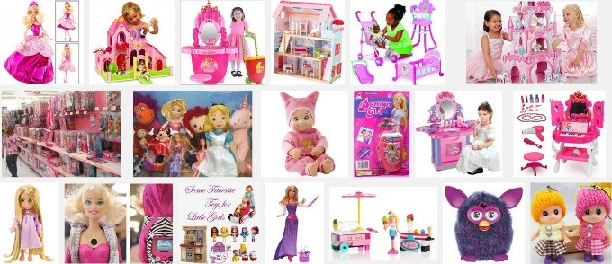 Classic Girl Toys
