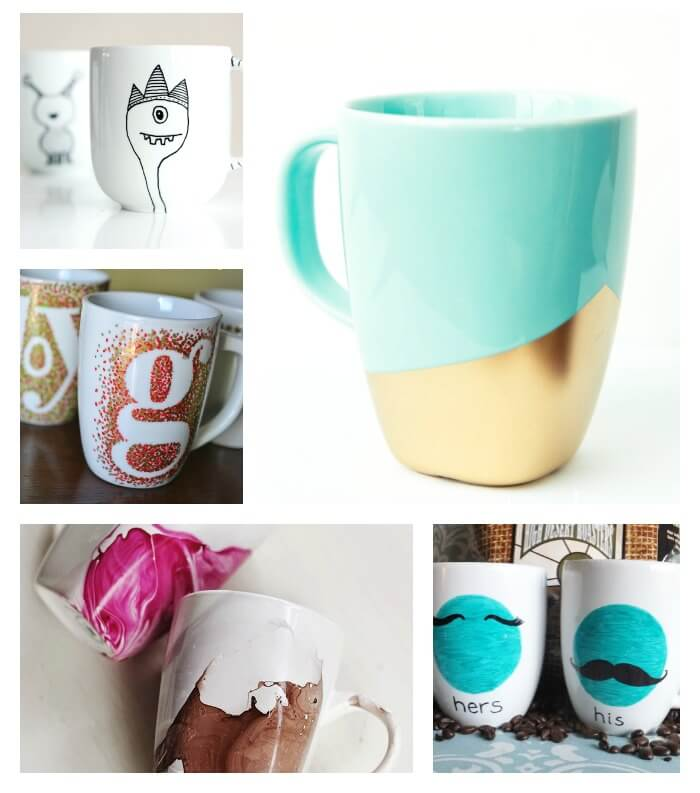 Who Wouldn T Want A His And Hers Mustache Mug Set