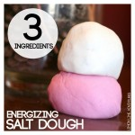 Energizing Scented Salt Dough