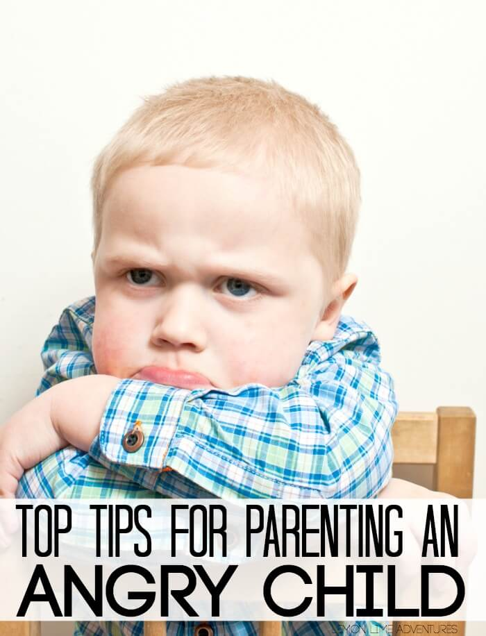 Parenting an Angry Child