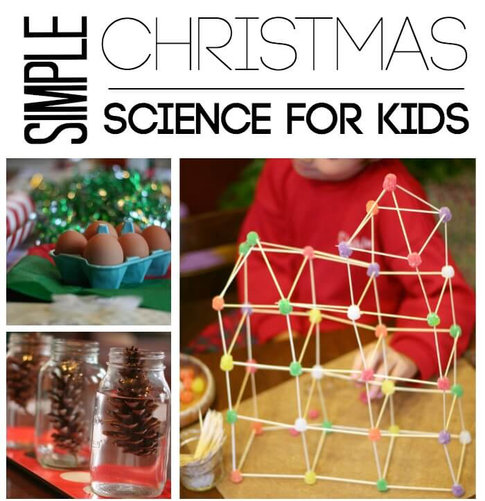 Simple Christmas Science