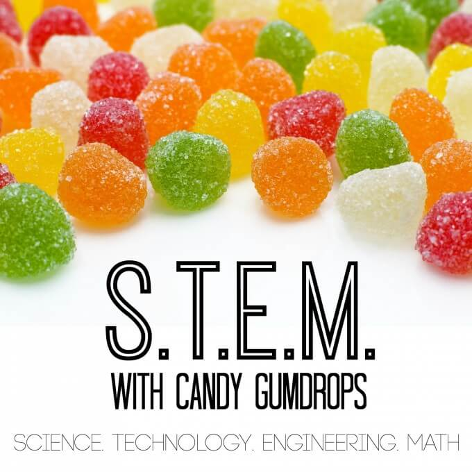Stem Gumdrop Activities