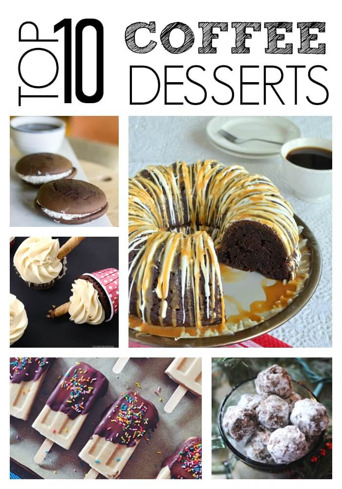 Top 10 Coffee Desserts