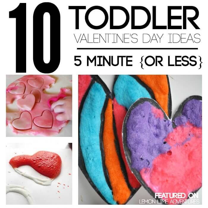 10 toddler valentines day ideas Facebook
