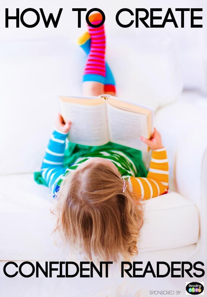 Create Confident Readers