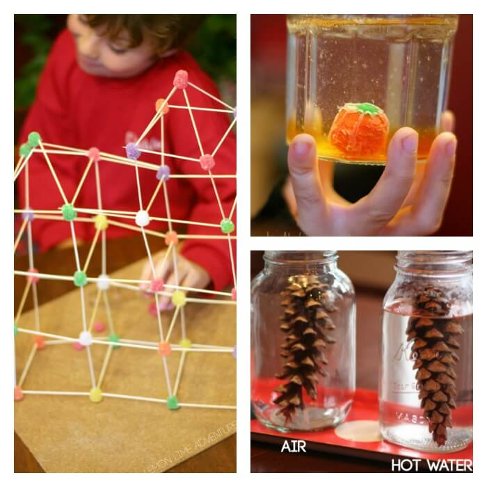 Fall Science Experiments for Kids