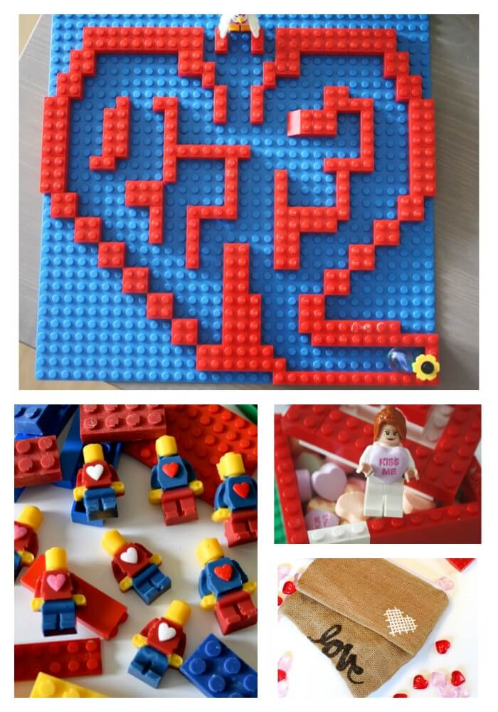 Lego Valentines Day Ideas