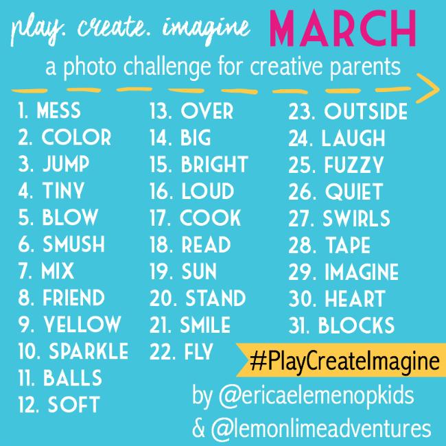 March_Instagram #playcreateimagine