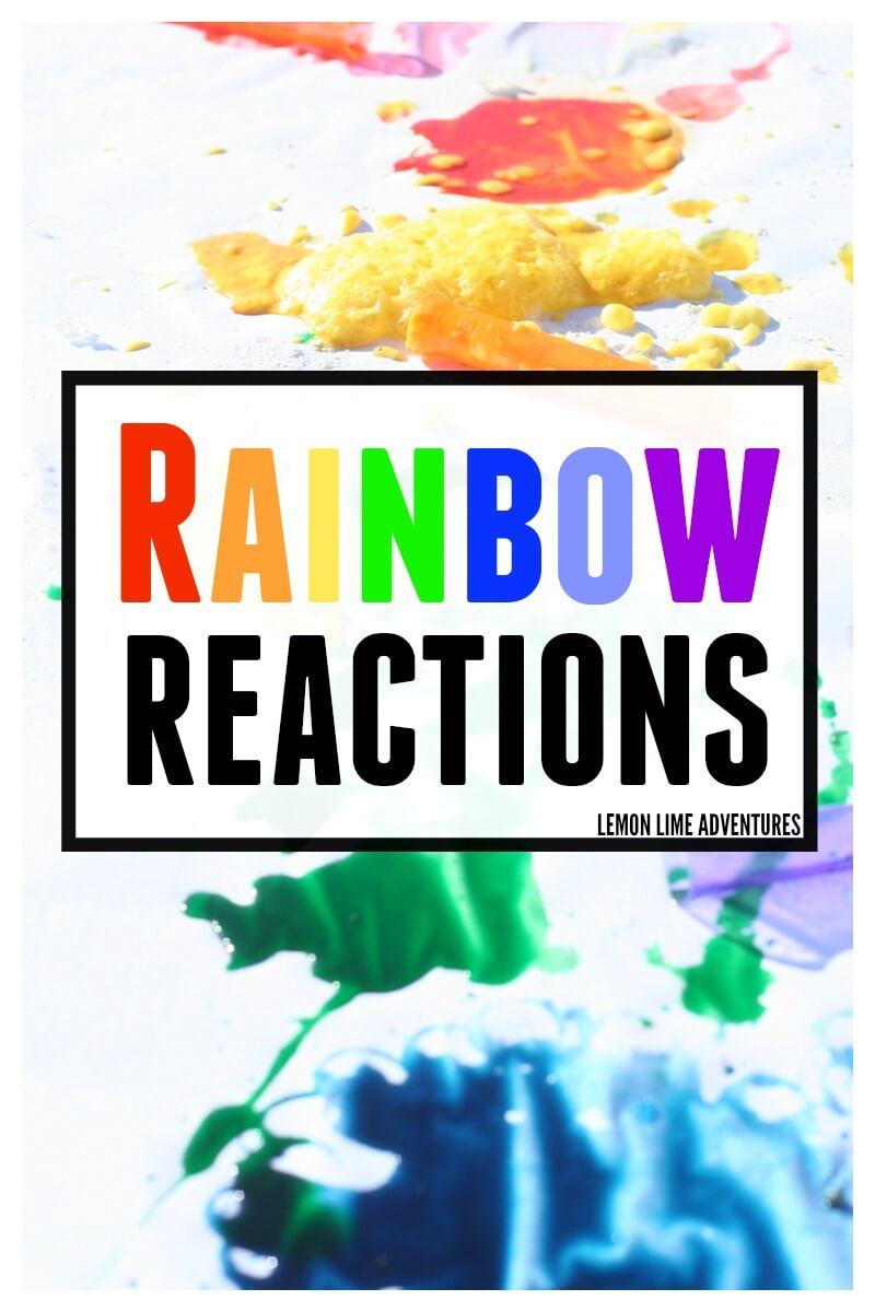 RAINBOW REACTIONS