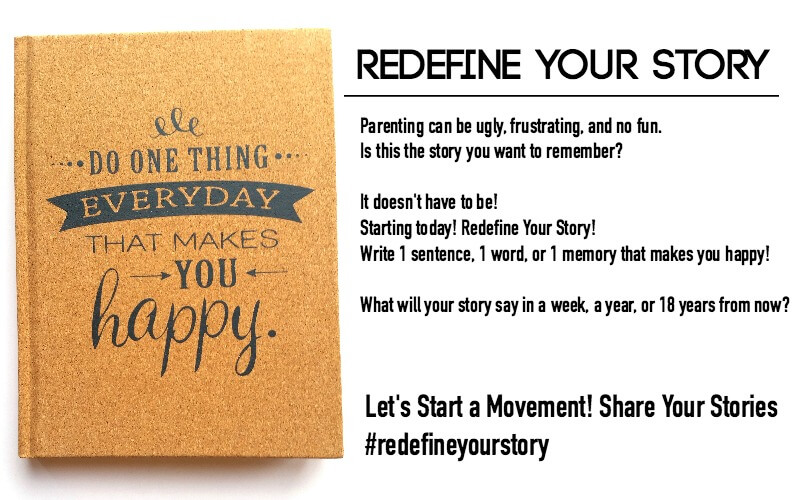 Redefine Your Story #redefineyourstory