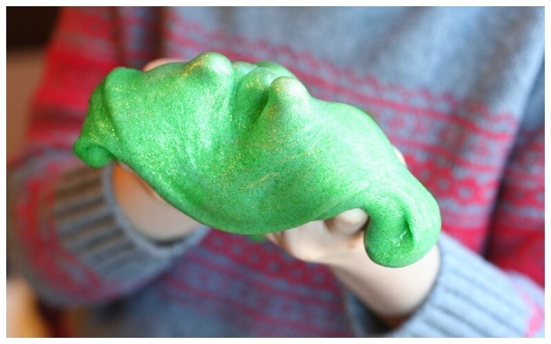 Sensory Benefits of Slime
