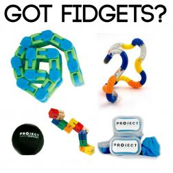Project Sensory Fidget Fix