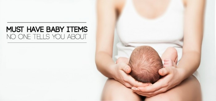 Must Have Baby Items No One TElls You abou