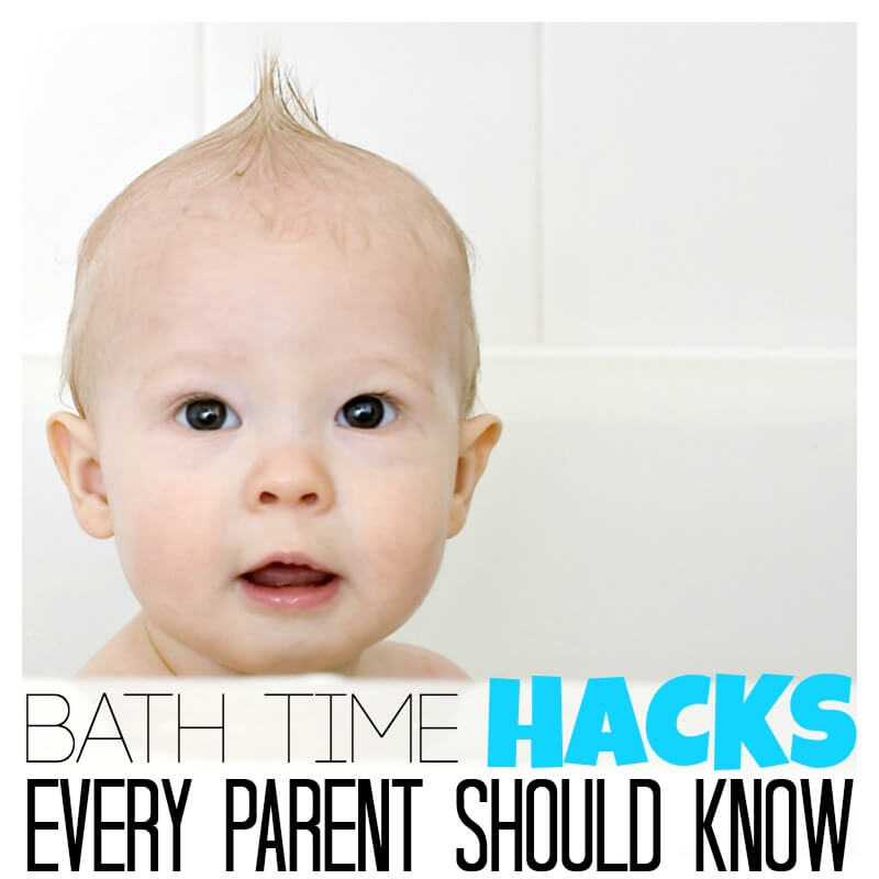 Bath Time hacks every parent should know about