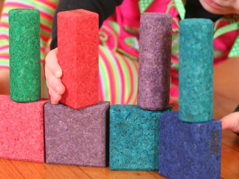 Building Walls with KORXX blocks