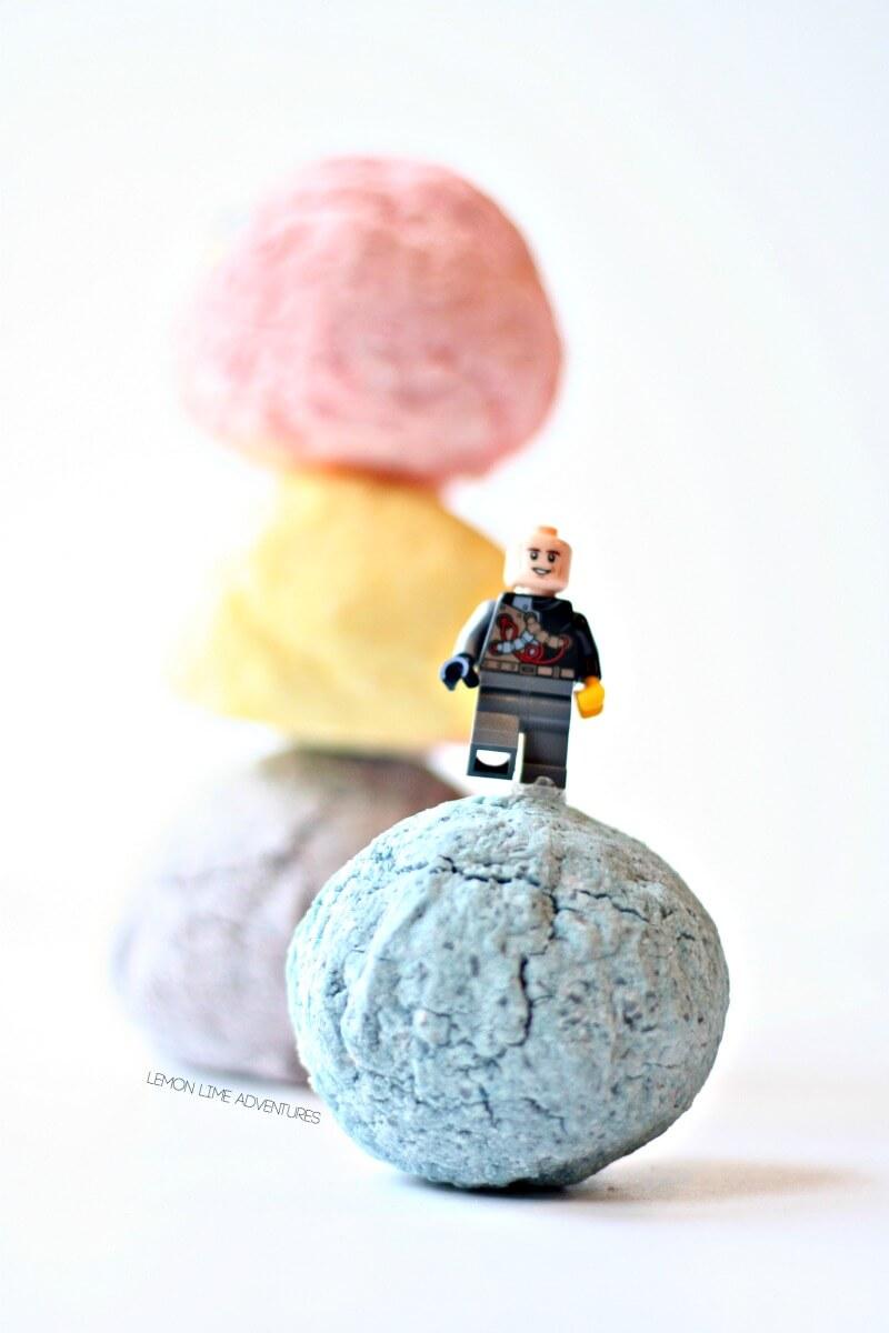Lego Bath Bombs