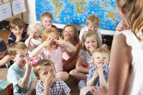 Sensory Needs in a Classroom