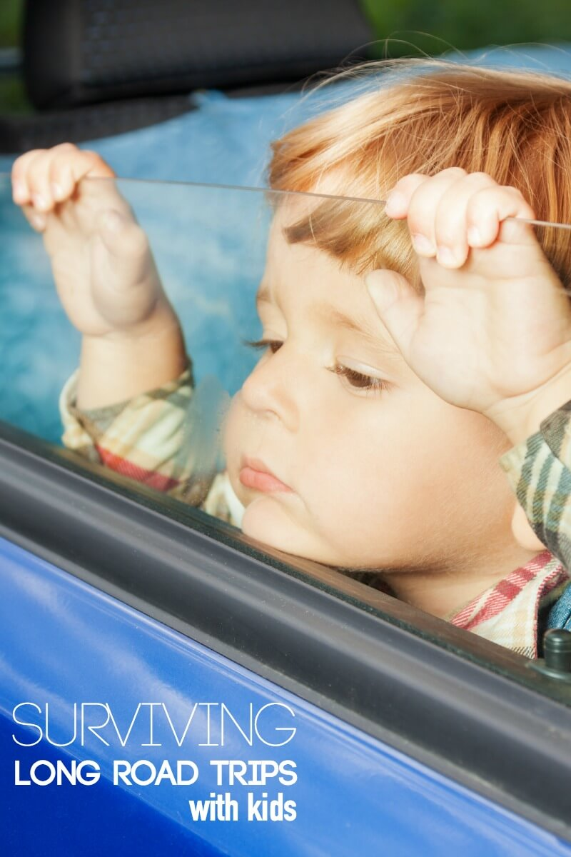 Surviving Long Road Trips with Kids