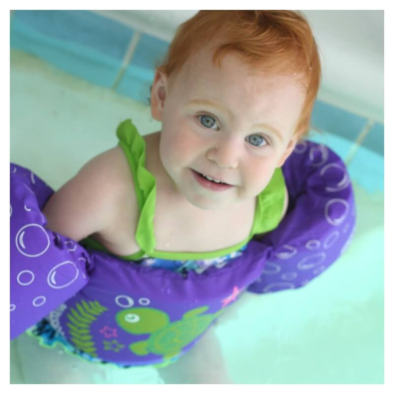 Toddler Pool Safety