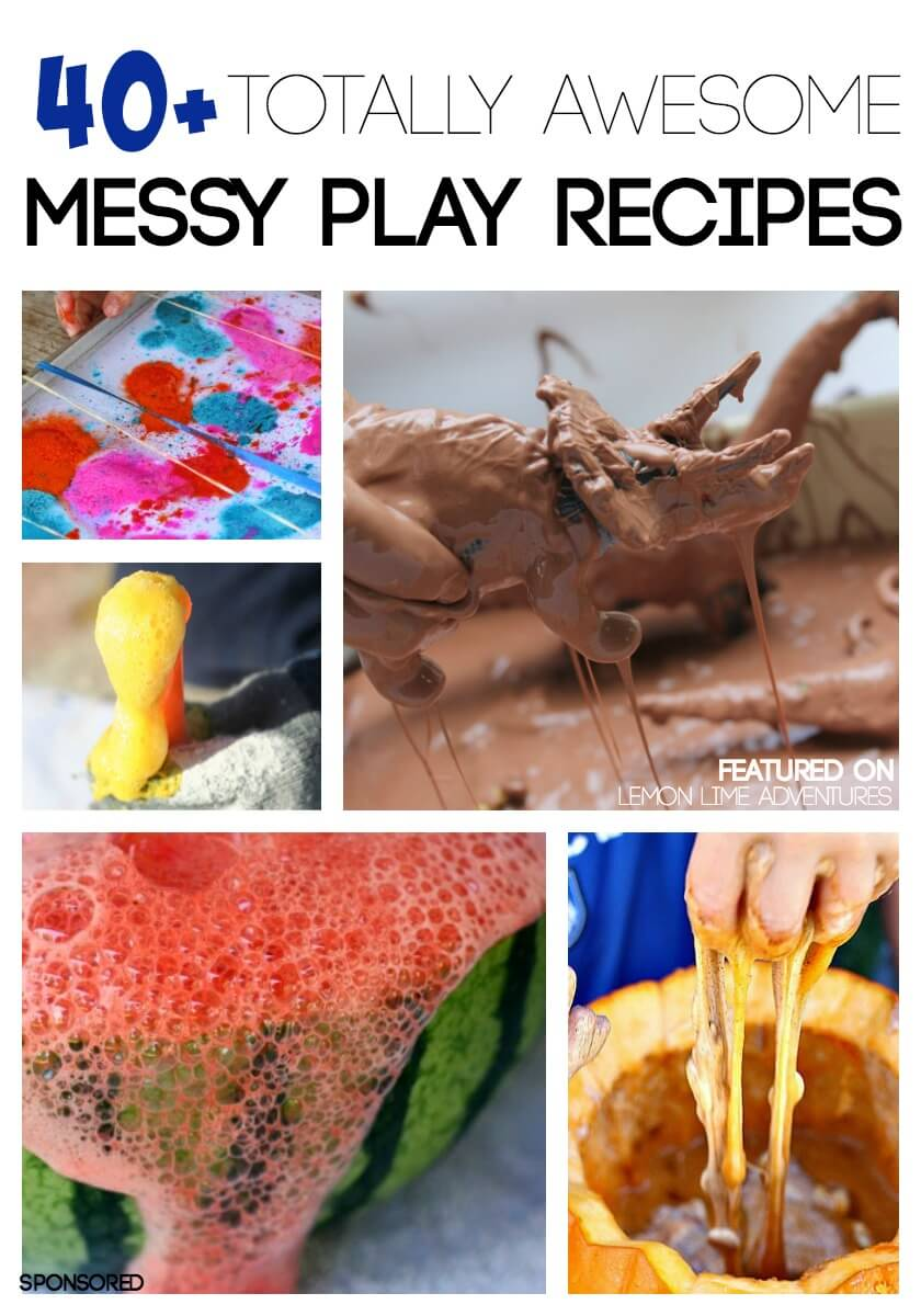 Totally Awesome Play Recipes