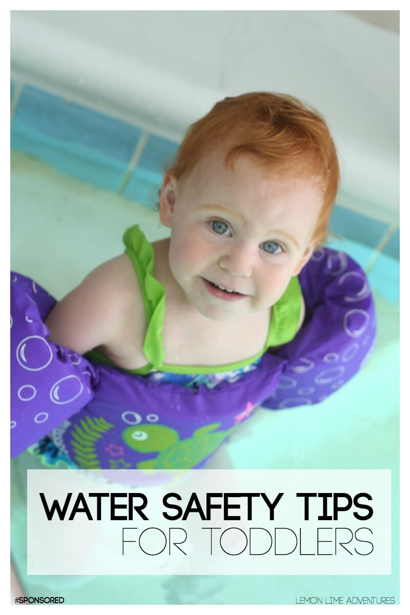 Water Safety Tips for Toddlers