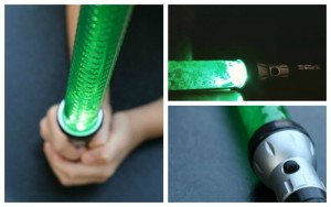 DIY Lightsaber that Really Works