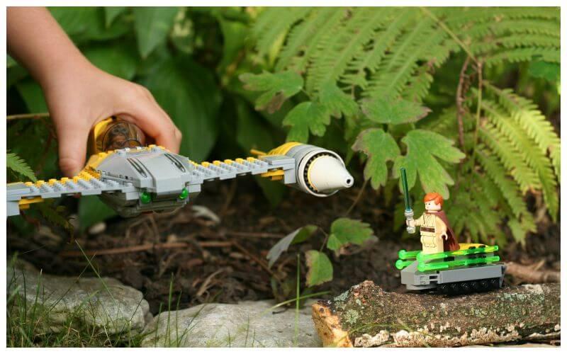 Lego Storytelling with Star Wars