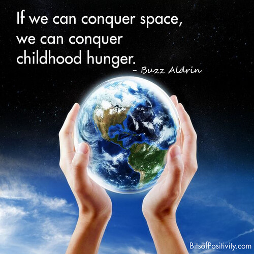 Hunger Quote