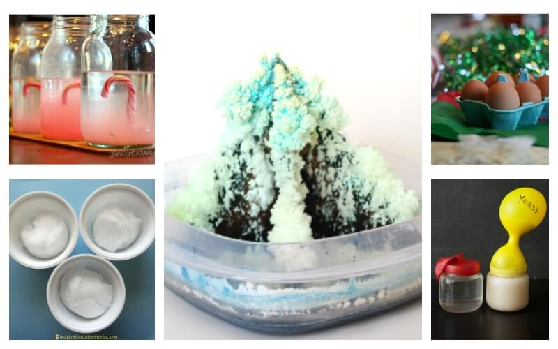 Top 10 Must Try Christmas Science Experiments For Kids