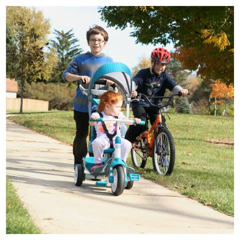 Family Bike Rides Bonding