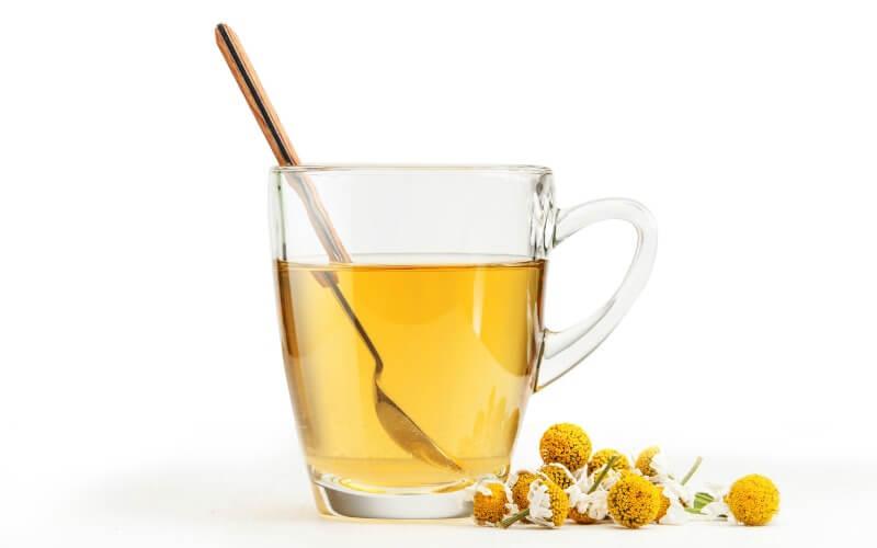 Chamomile Tea for Kids