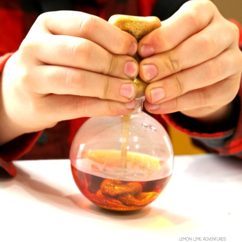 DIY Harry Potter Potions Craft