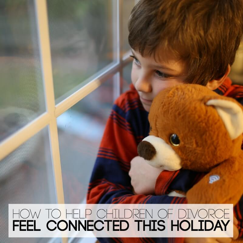 How to Help Children of Divorce During the Holidays