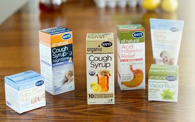 Natural Health Products from Matys